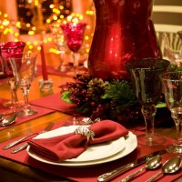 Χριστουγεννιάτικο τραπέζι:Συμβουλές για τέλεια οργάνωση