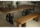 DINNER TABLE ALBERO SOLID